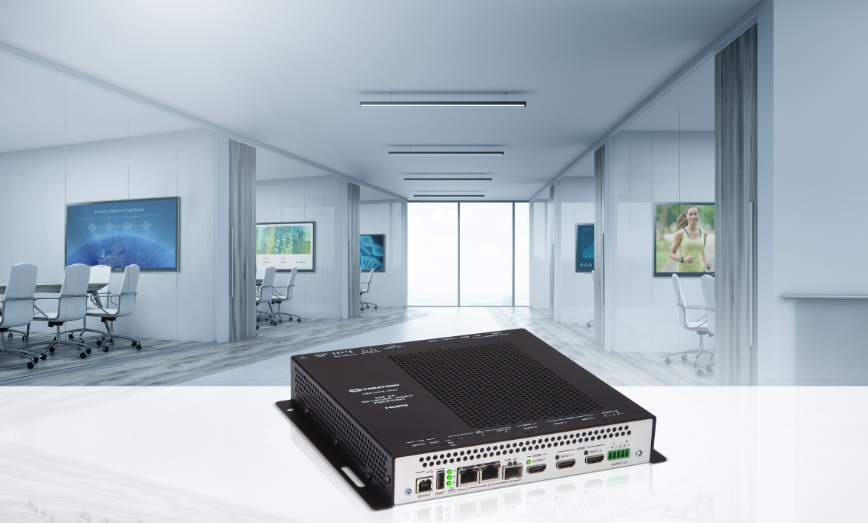 Enterprise-Grade Network AV - Crestron DM NVX Series