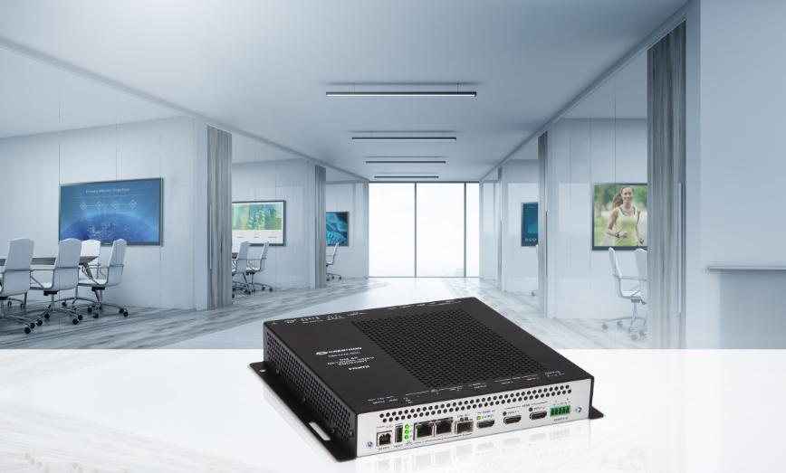 Enterprise-Grade Network AV - Crestron DM NVX Series