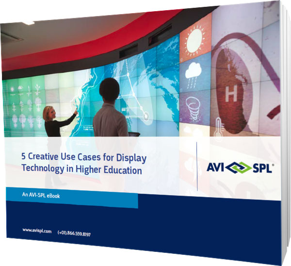 Read: 5 Creative Use Cases for Display Technology in Higher Education