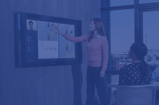 How the Microsoft Surface Hub Cuts Costs, Boosts Productivity