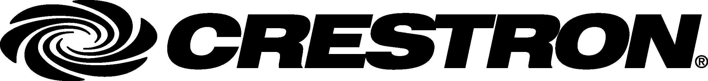 crestron_logo_black